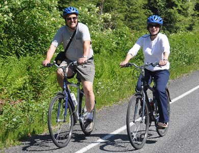 Tour Ketchikan at your own pace with a Southeast Exposure Bike Rental